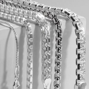 Different Box Chain Links