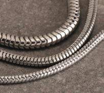 Sterling Silver Snake Chain Necklaces